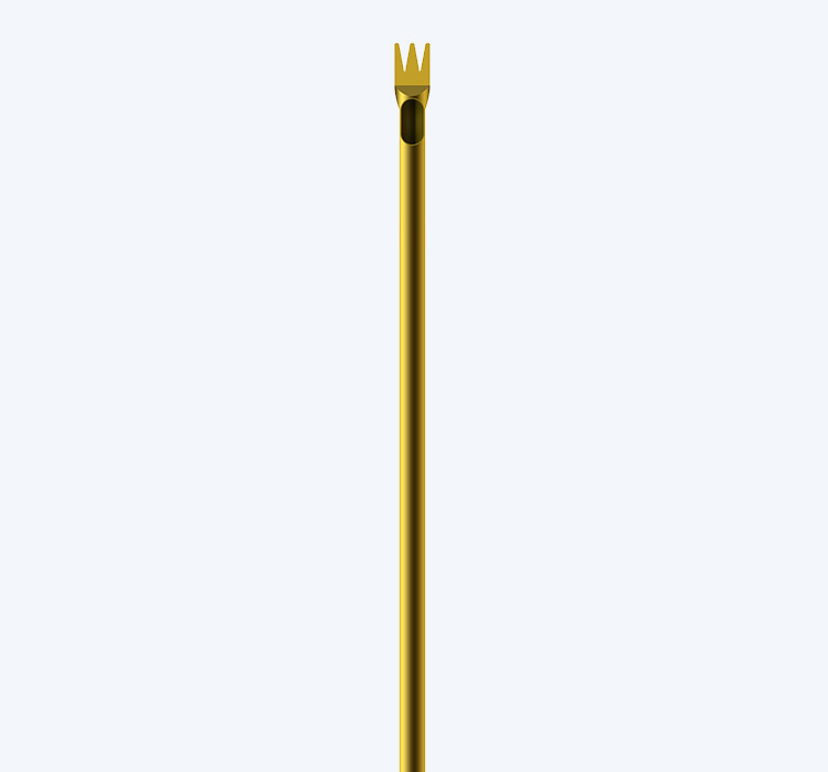Golden Injection Cannula &Golden Dissector Cannula & Scar Injection