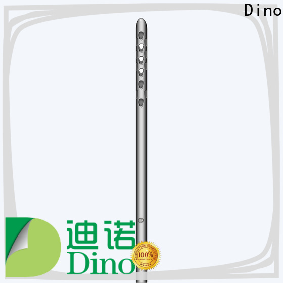 durable 20 holes micro fat grafting cannula supply for sale