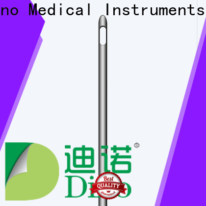 Dino circular hole cannula supplier for sale