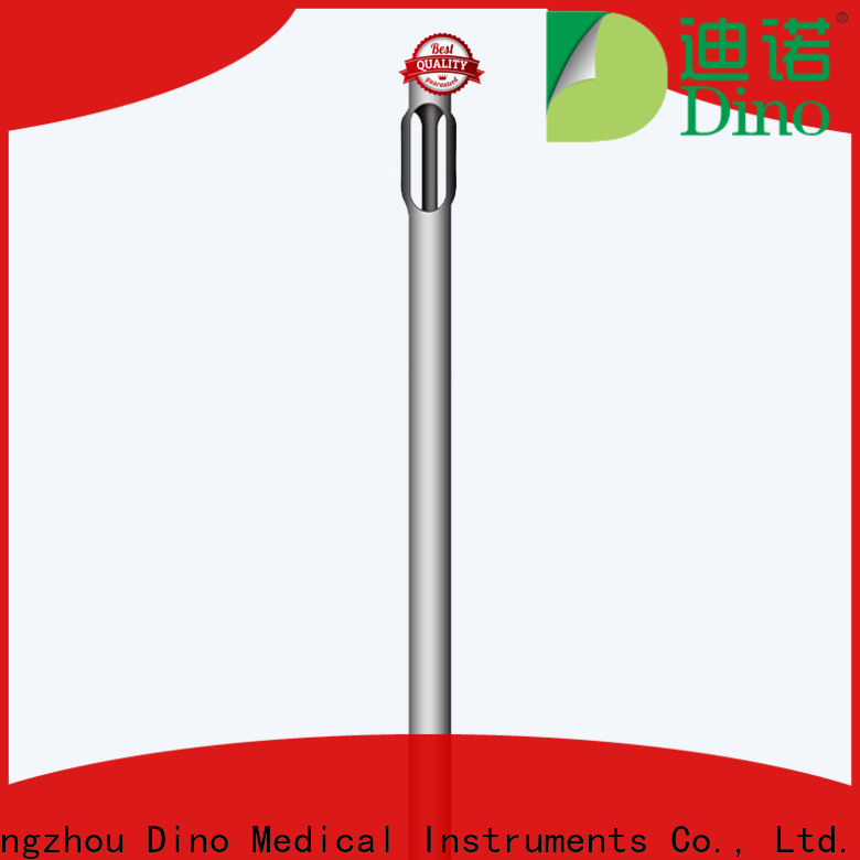 Dino hot selling trapezoid structure cannula inquire now for medical