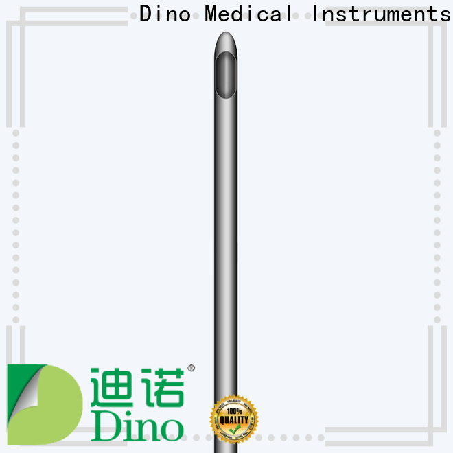 Dino quality trapezoid structure cannula company for promotion