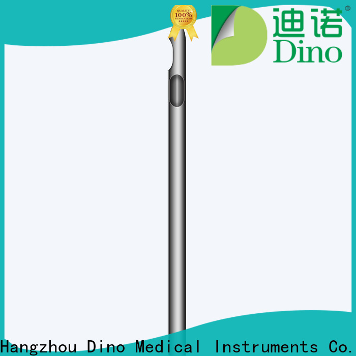 durable circular hole cannula series for promotion