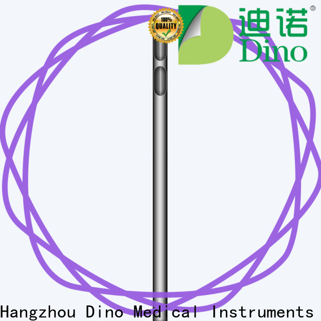 cost-effective circular hole cannula series for clinic
