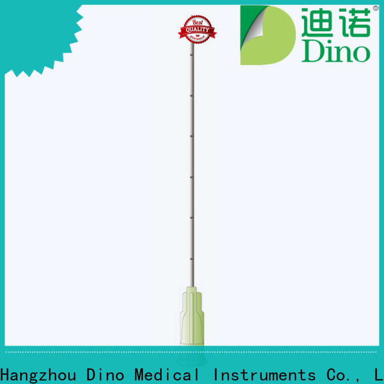 Dino microcannula needle inquire now for losing fat