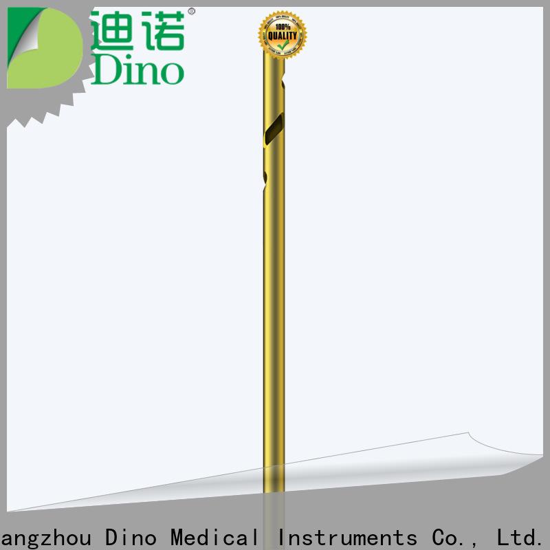 Dino coleman cannula wholesale bulk production