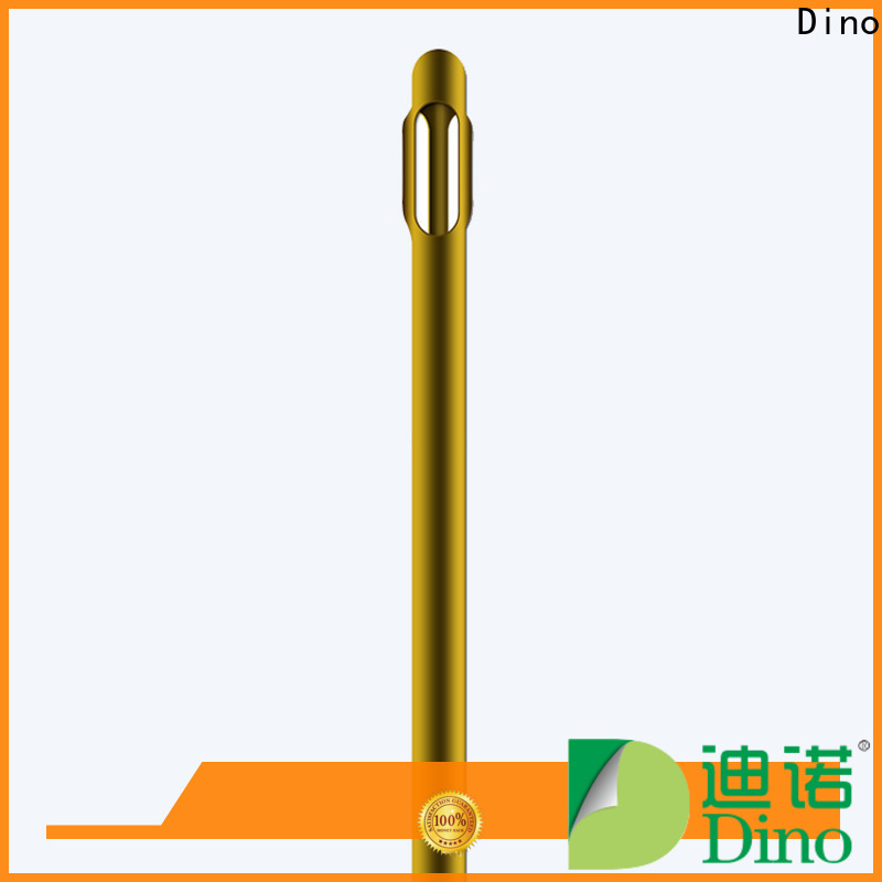 Dino three holes liposuction cannula directly sale for surgery