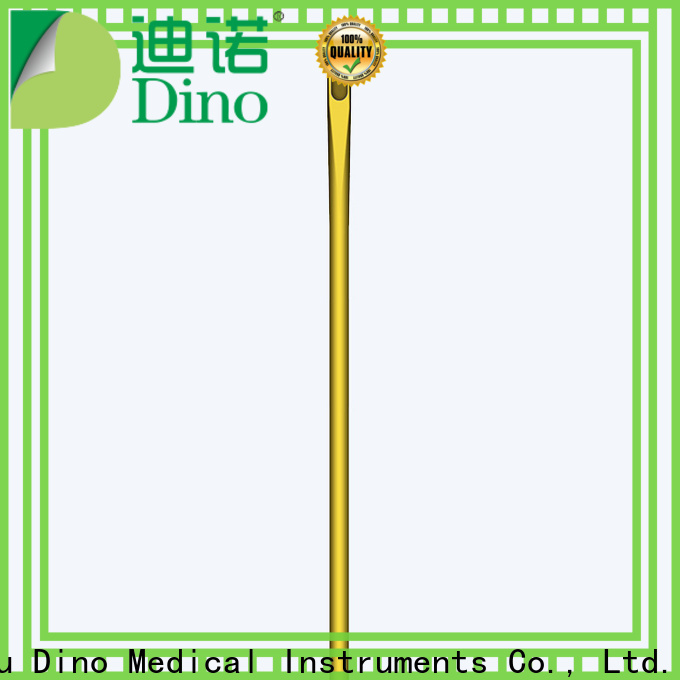 Dino surgical cannula best manufacturer bulk production