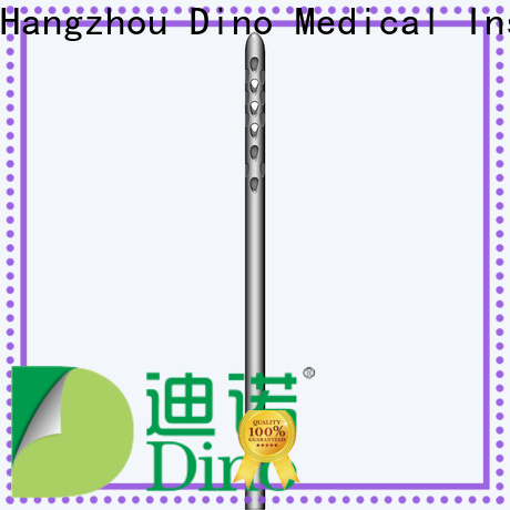 Dino cost-effective micro blunt cannula needle company for surgery