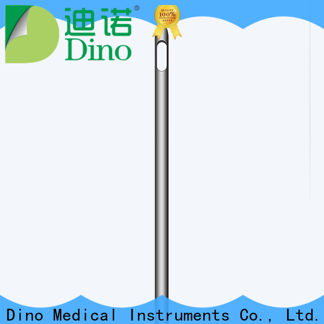 Dino circular hole cannula from China for medical