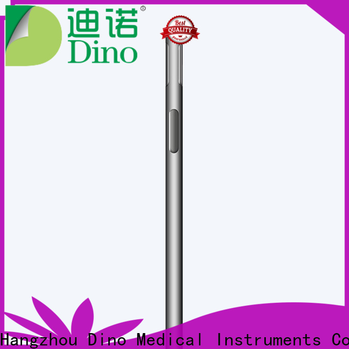Dino luer lock cannula factory direct supply for losing fat