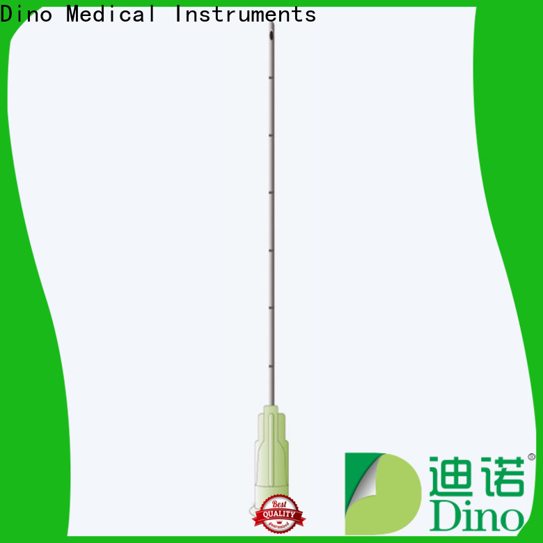 Dino high-quality blunt microcannula supply for hospital