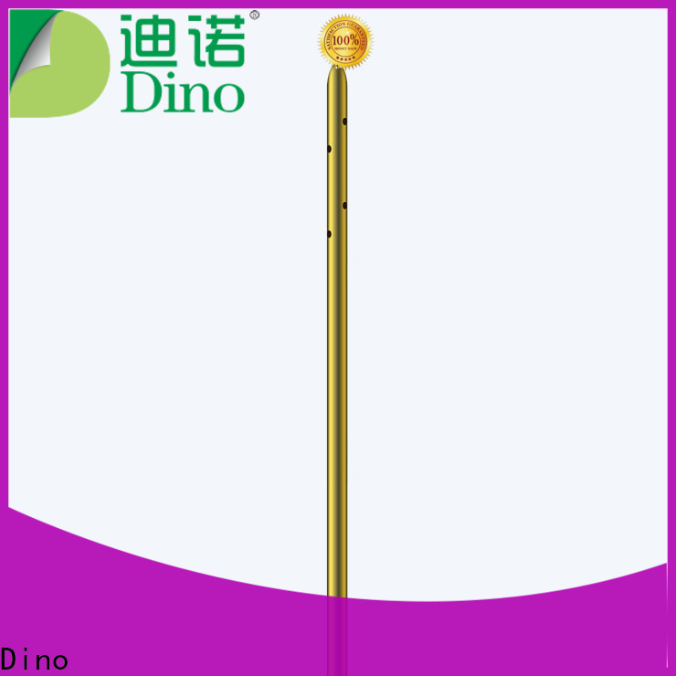 Dino byron infiltration cannula wholesale for clinic