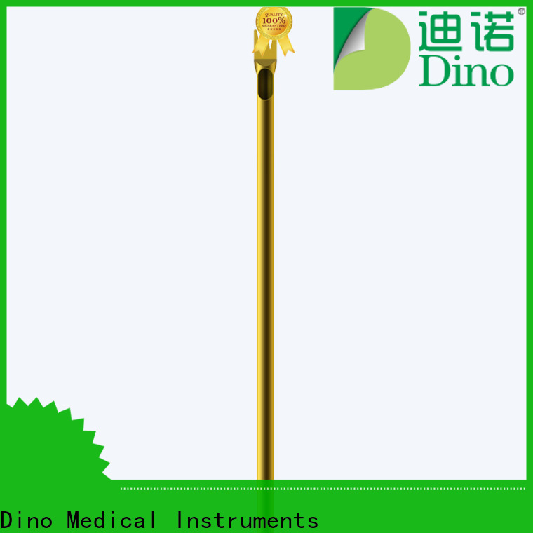 Dino durable dermal cannula company bulk production