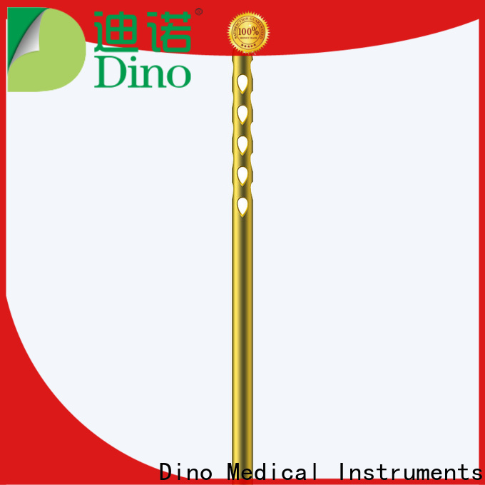 Dino best price micro blunt end cannula best supplier for hospital