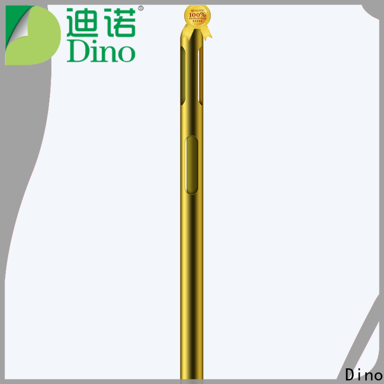 Dino quality aesthetic cannula factory direct supply bulk production