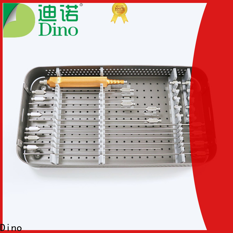 Dino cannula kit best manufacturer for surgery