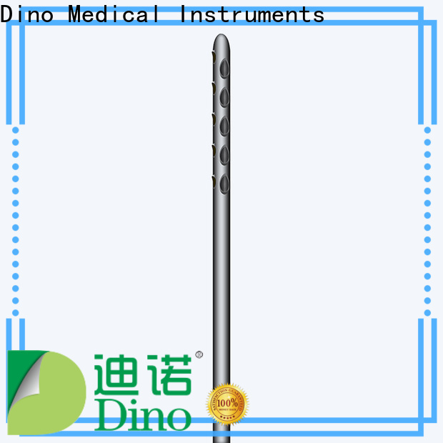 Dino practical micro blunt end cannula series for promotion