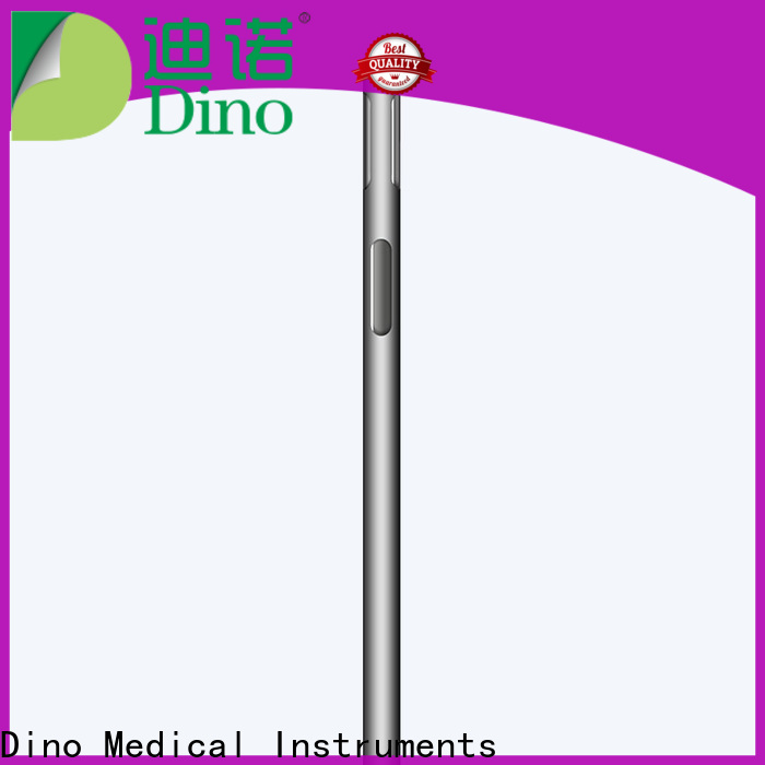 Dino spatula cannula directly sale for medical