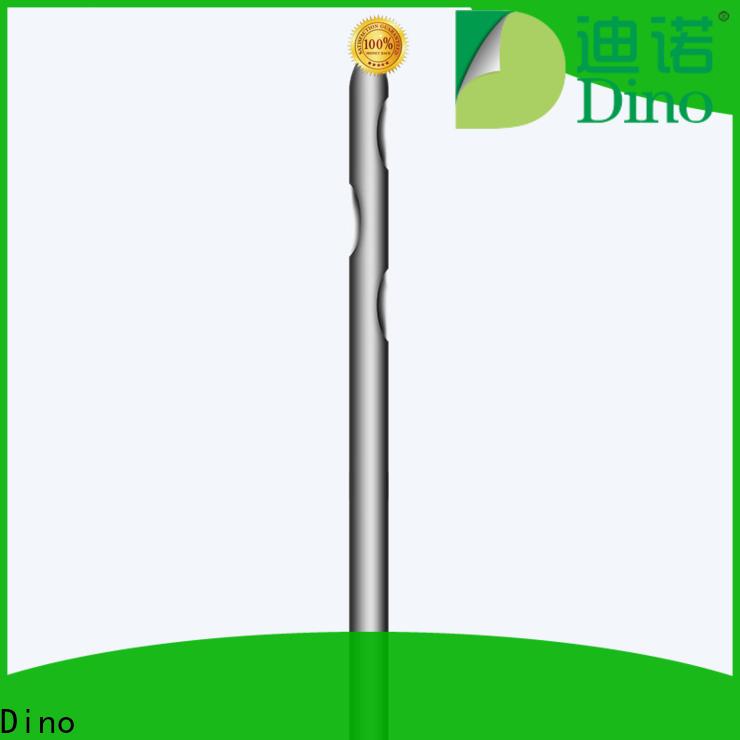 Dino tumescent cannula supply bulk production