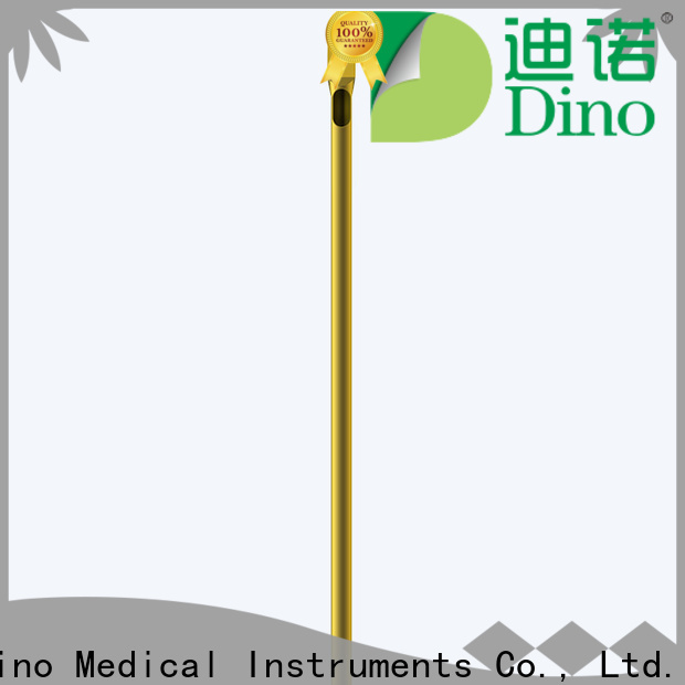 Dino blunt tip cannula best supplier for medical