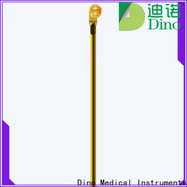 reliable cannula for filler injection from China for sale