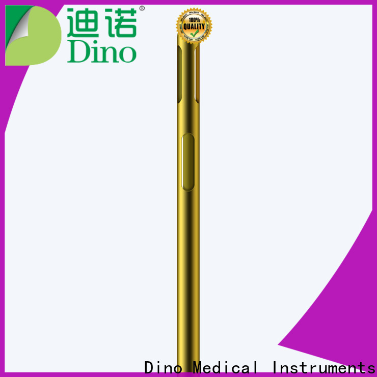 Dino one hole liposuction cannula with good price for losing fat