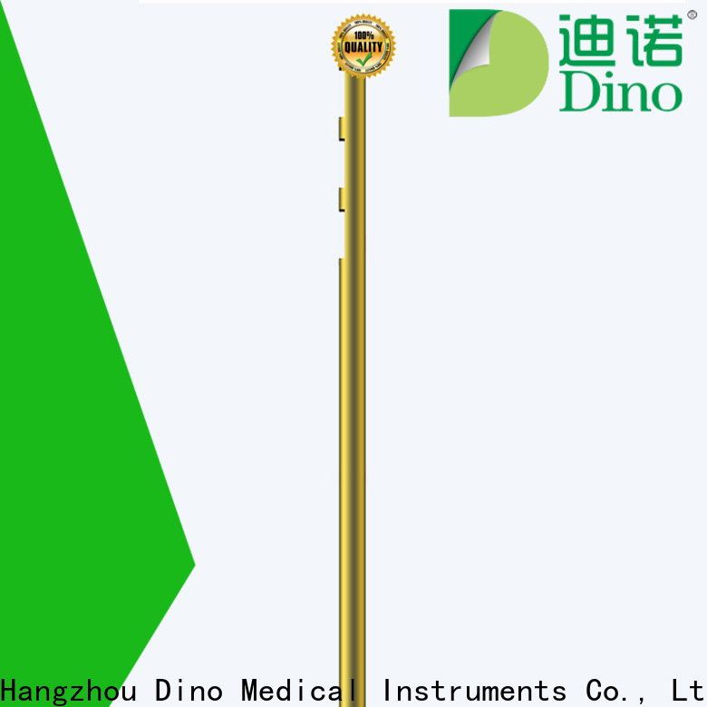 Dino practical ladder hole cannula supply for medical