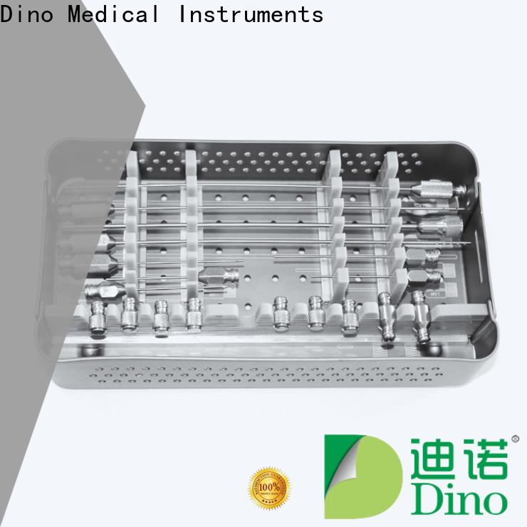 Dino cannula needle best supplier for medical