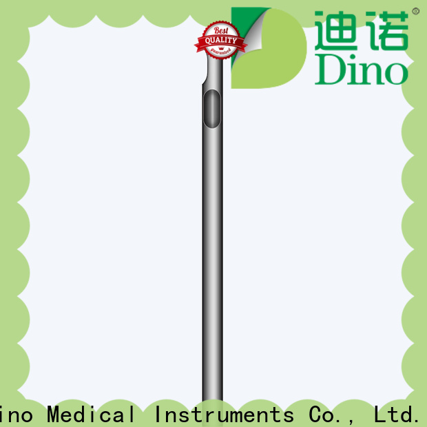 durable trapezoid structure cannula from China for promotion