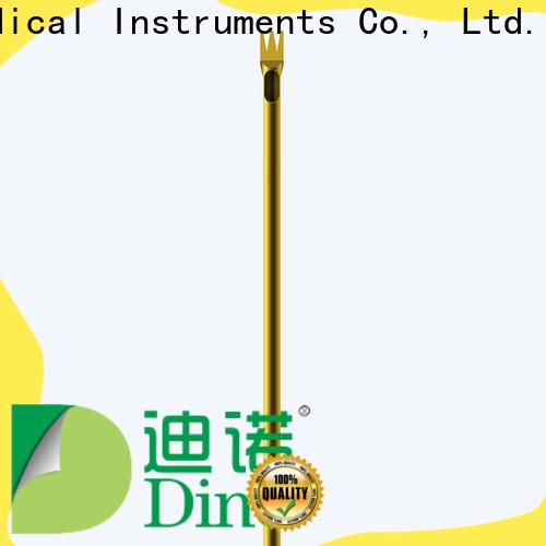 Dino practical dermal filler cannula directly sale bulk production