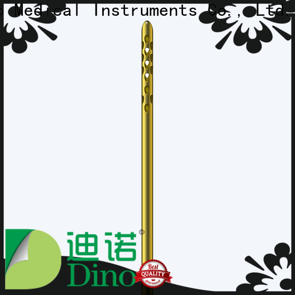 Dino micro blunt end cannula directly sale for medical
