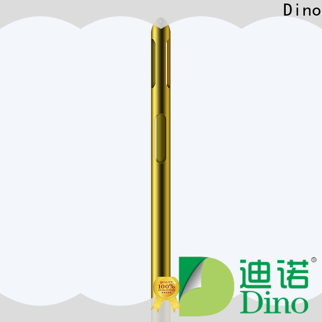 Dino ladder hole cannula best supplier for medical