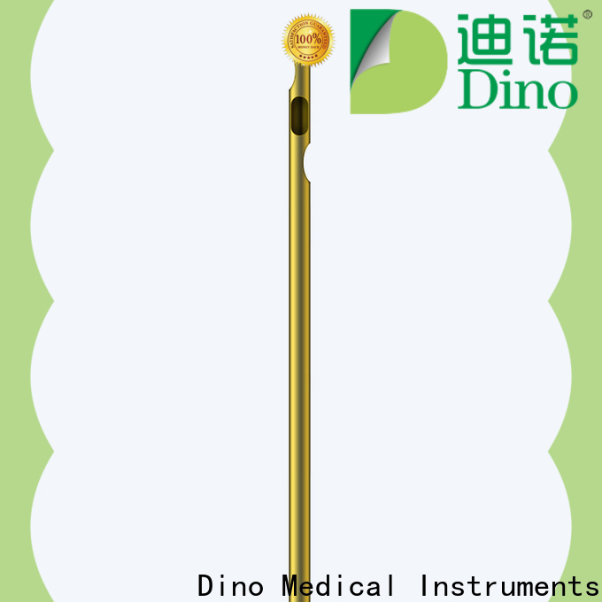 Dino high quality trapezoid structure cannula supply for clinic