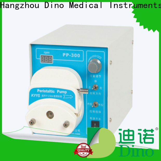 Dino peristaltic pump cost best manufacturer for clinic