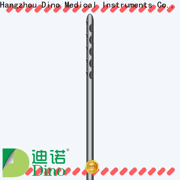 Dino stable micro fat grafting cannula factory for losing fat
