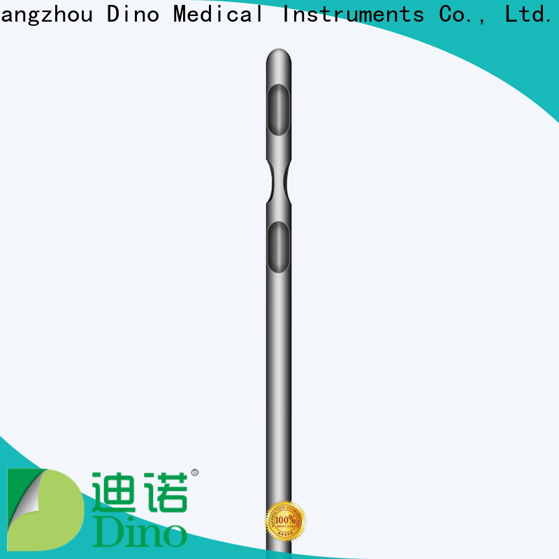 Dino zone specific cannulas manufacturer for surgery