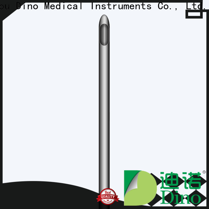 Dino reliable aesthetic cannula supplier for hospital