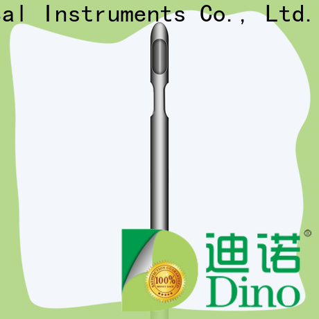 Dino stable two holes liposuction cannula factory for sale