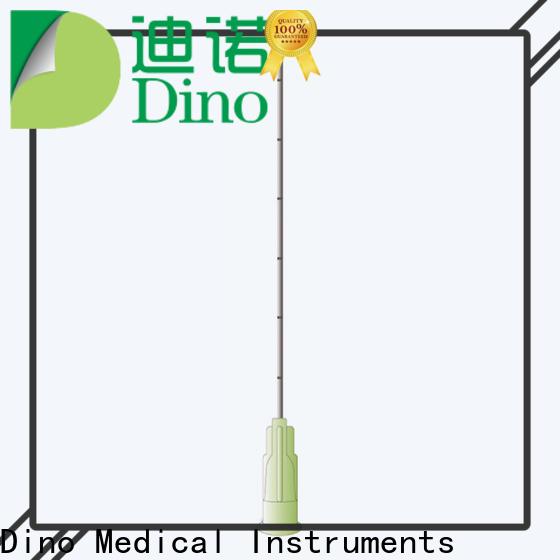 Dino hot-sale blunt microcannula best manufacturer for medical