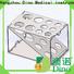 Dino syringe holder rack factory for medical