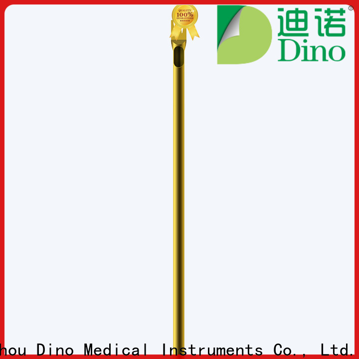 Dino cannula for filler injection supplier for hospital