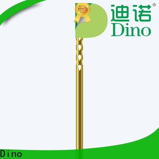 Dino stable micro fat transfer cannula company for medical
