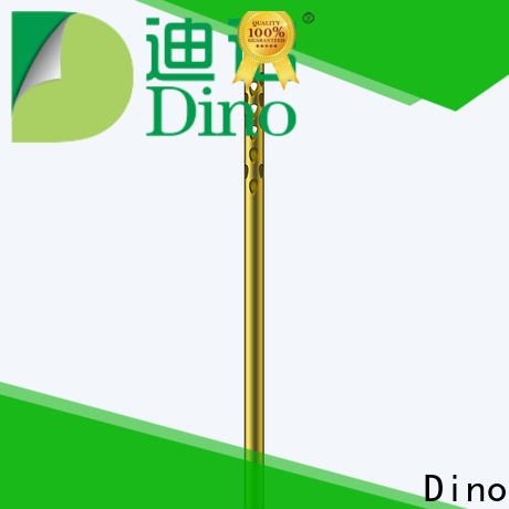 Dino micro blunt tip cannula with good price for sale