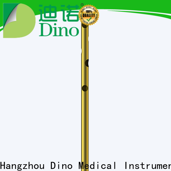 Dino micro fat harvesting cannula directly sale for surgery