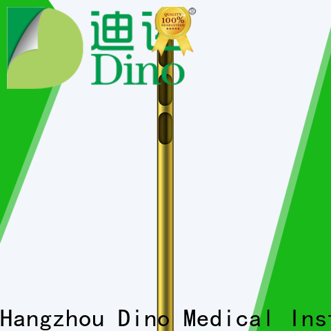 Dino high quality three holes liposuction cannula supply for promotion
