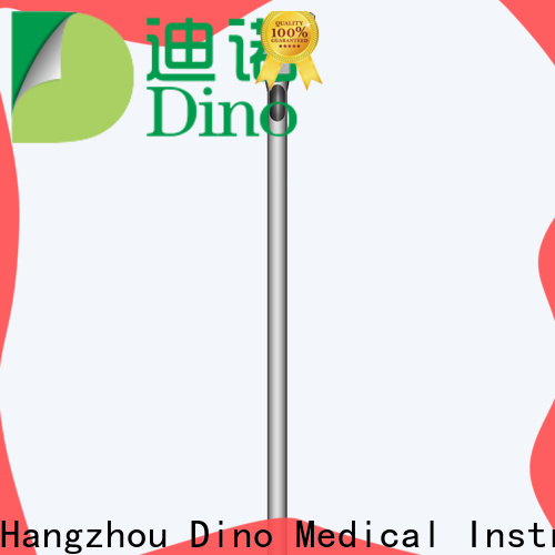 reliable blunt cannula needle company for promotion