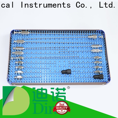 Dino cannula medical best supplier for surgery