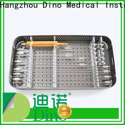 Dino reliable cheek filler cannula factory for promotion