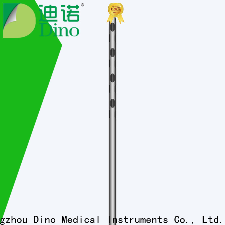 Dino cost-effective micro cannula transfer wholesale bulk production