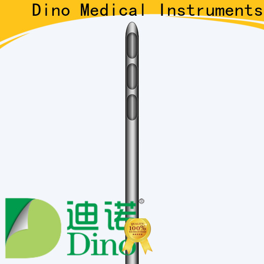 Dino quality luer lock cannula supply for surgery